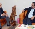 Ehtesham with Nanak