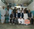 Ehtesham with SPGRC Leadership